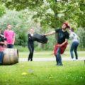 Highland games Zutphen, teamuitje Zutphen