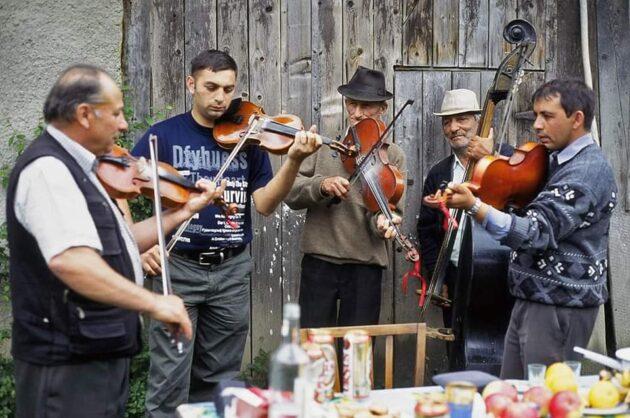 Palatca Village Band